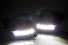 Car LED Daytime Running light DRL Fog Light For Toyota Corolla 2010-2013 - NIGHTEYE AUTO LIGHTING