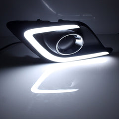 Car LED Daytime Running light DRL Fog Light For MAZDA3 AXELA 2014-2017 - NIGHTEYE AUTO LIGHTING