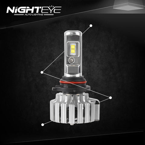NIGHTEYE 9000LM 70W  Car LED Headlights