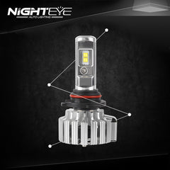 NIGHTEYE 9000LM 70W Car LED Headlights 9005 - NIGHTEYE AUTO LIGHTING