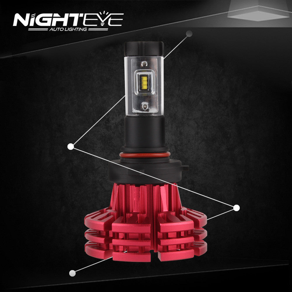 NIGHTEYE A344 Philip 60W 10000LM
