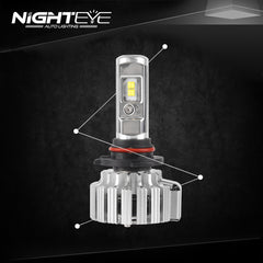 NIGHTEYE 9000LM 70W Car LED Headlights 9006 - NIGHTEYE AUTO LIGHTING