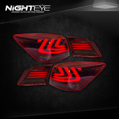 NightEye Accord Tail Lights 2014-2015 New Accord9 LED Tail Light - NIGHTEYE AUTO LIGHTING