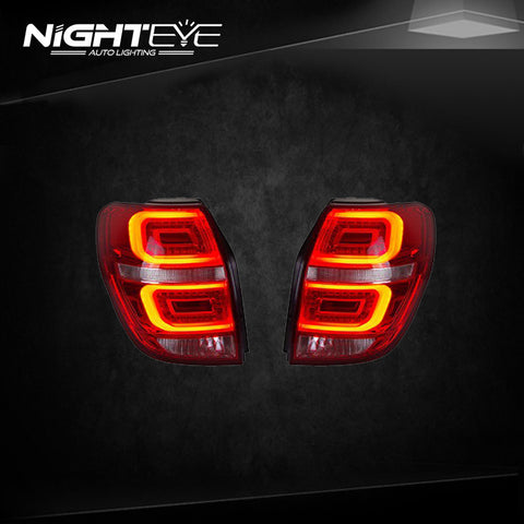 NightEye Chevrolet Captiva Tail Lights 2008-2015 Captiva LED Tail Light