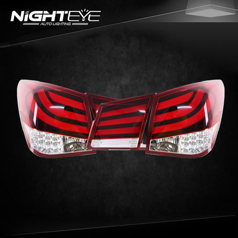 NightEye Chevrolet Cruze Tail Lights 5-Series Design Cruze LED Tail Light