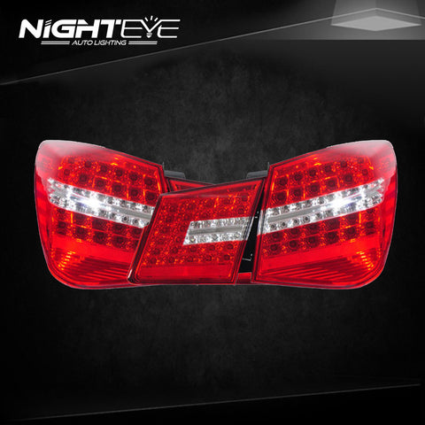 NightEye Chevrolet Cruze Tail Lights Benz Design 2012 Cruze LED Tail Light