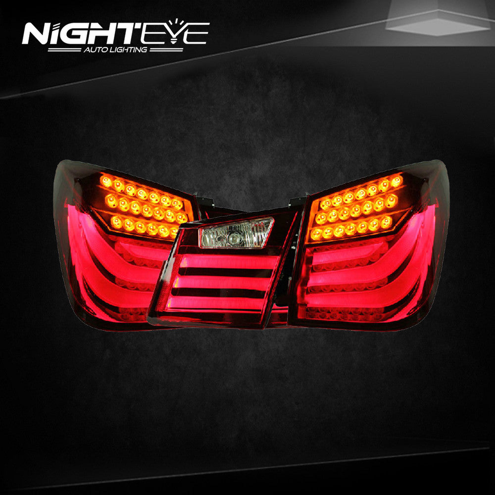 2012 Ford Escape Oil Type >> NightEye Chevrolet Cruze Tail Lights BMW Design 2012 Cruze ...
