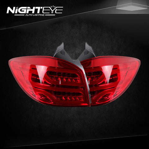 NightEye Chevrolet Cruze Tail Lights Cruze Hatch Back LED Tail Light