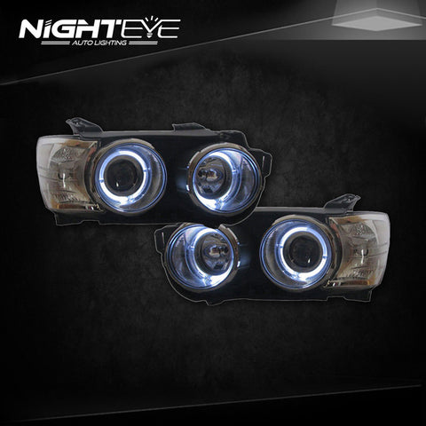 NightEye Chevrolet Sonic Headlights 2011-2014 Aveo LED Headlight