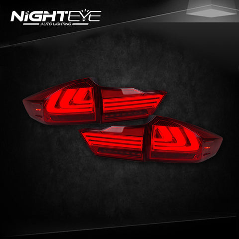 NightEy City Tail Lights 2014-2015 New City LED Tail Light