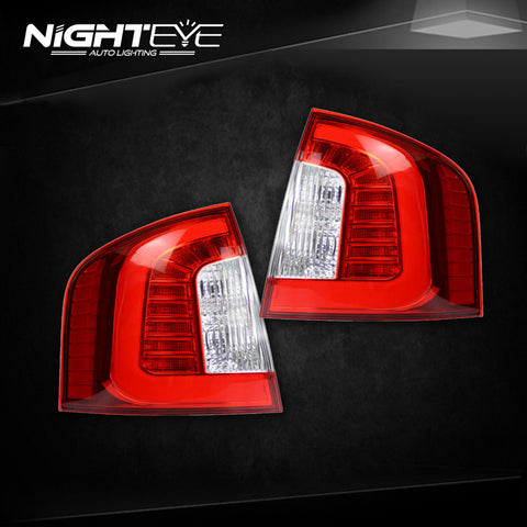 NightEye Ford Edge LED Tail Lights 2012-2014