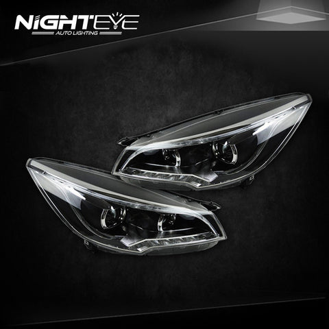 NightEye Ford Kuga Headlights 2014-2015 Escape LED Headlight