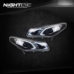 NightEye Hyundai Sonata 9 Headlights 2015 New Sonata LED Headlight - NIGHTEYE AUTO LIGHTING