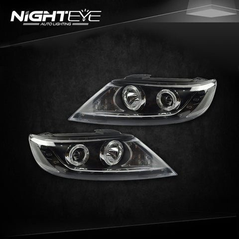 NightEye Kia Sorento Headlights 2011-2013 Sorento LED Headlight