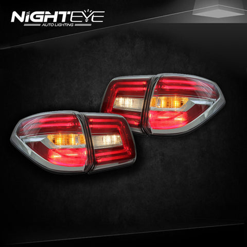 NightEye Nissan Patrol Tail Lights 2014-2015 Tourle LED Tail Light