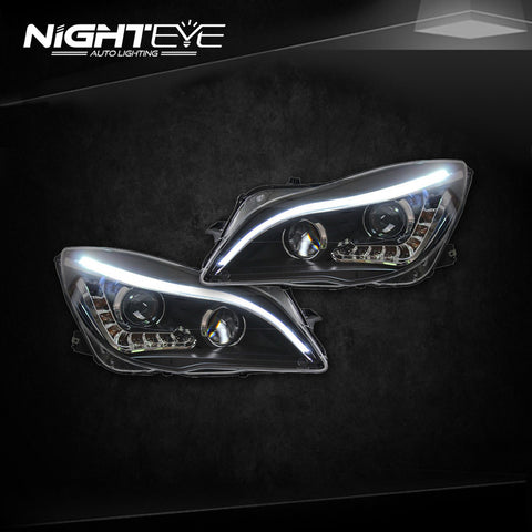 NightEye Opel Insignia Headlights 2014-2015 Insignia LED Headlight