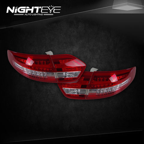 NightEye Renault Fluence LED Tail Lights 2010-2014 Almera SM3 Tail Light