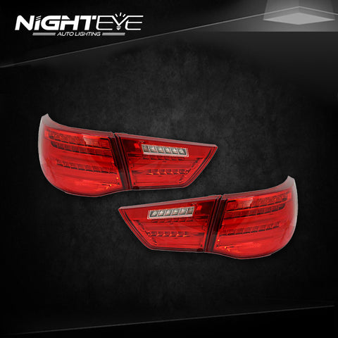 NightEye Toyota Reiz Tail Lights 2010-2012 Mark X LED Tail Light