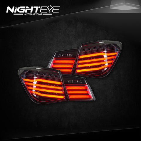 NightEye Chevrolet Cruze New Cruze Sedan LED Tail Light GLK LED Rear Lamp DRL+Brake+Signal