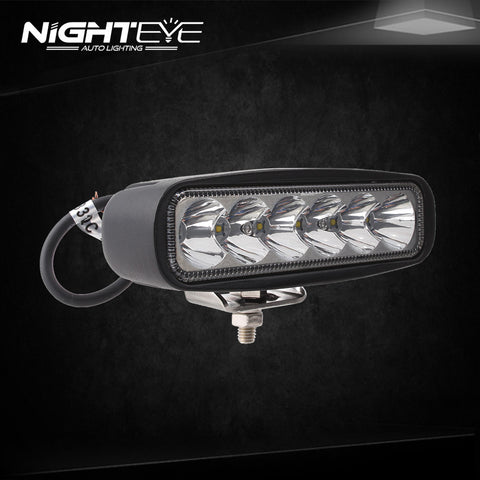 NIGHTEYE 18W 5.9in LED Working Light