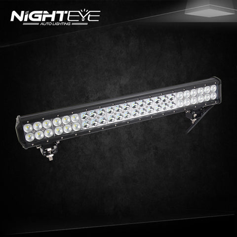 NIGHTEYE 144W 22.6 inch LED Work Light Bar
