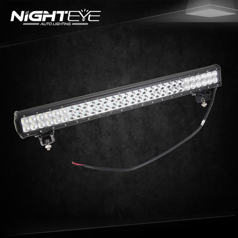 NIGHTEYE 180W 28 inch LED Work Light Bar