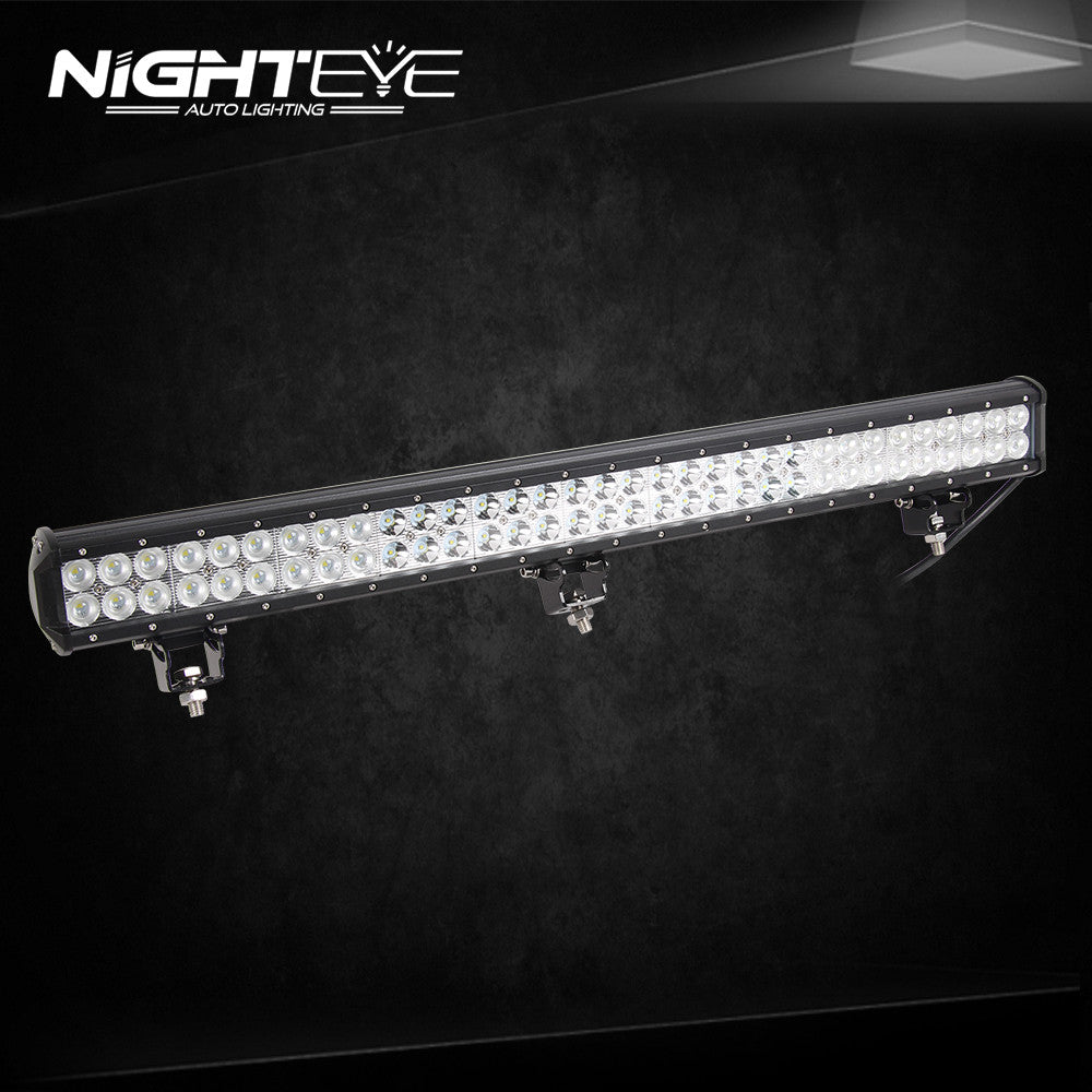 NIGHTEYE 198W 30.6 inch LED Work Light Bar