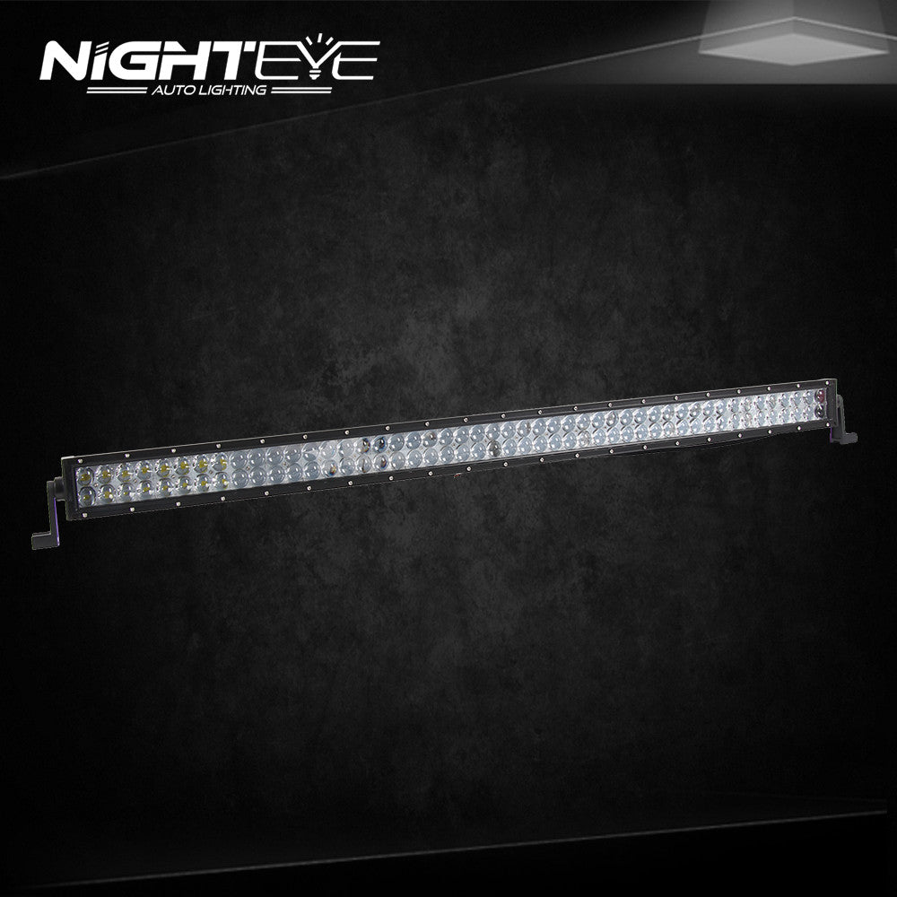 NIGHTEYE 300W 54.7 inch LED Work Light Bar