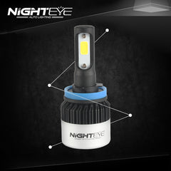 NIGHTEYE A315 9000LM 72W 9005 HB3 LED Car Headlight - NIGHTEYE AUTO LIGHTING