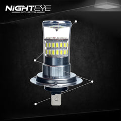 NIGHTEYE A263 Fog LIght 96W H7 - NIGHTEYE AUTO LIGHTING