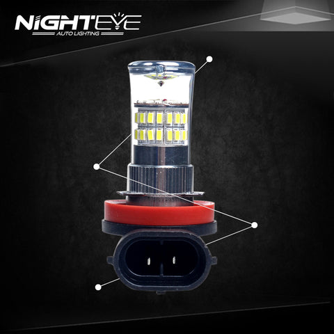 NIGHTEYE A263 Fog LIght 96W H9