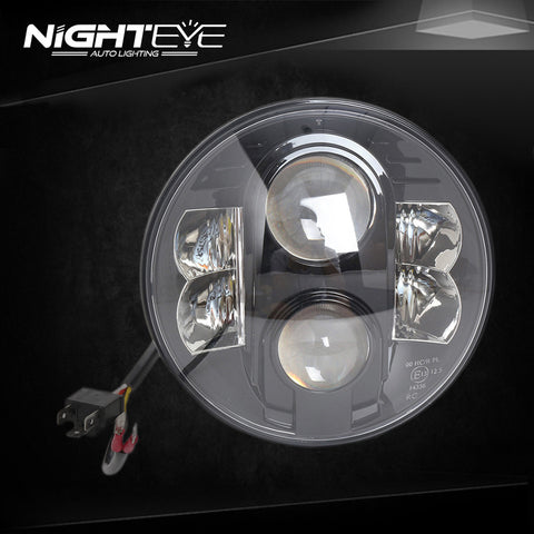 80W 6000K Hi/low Beam Driving Lamp Sportlight for Jeep