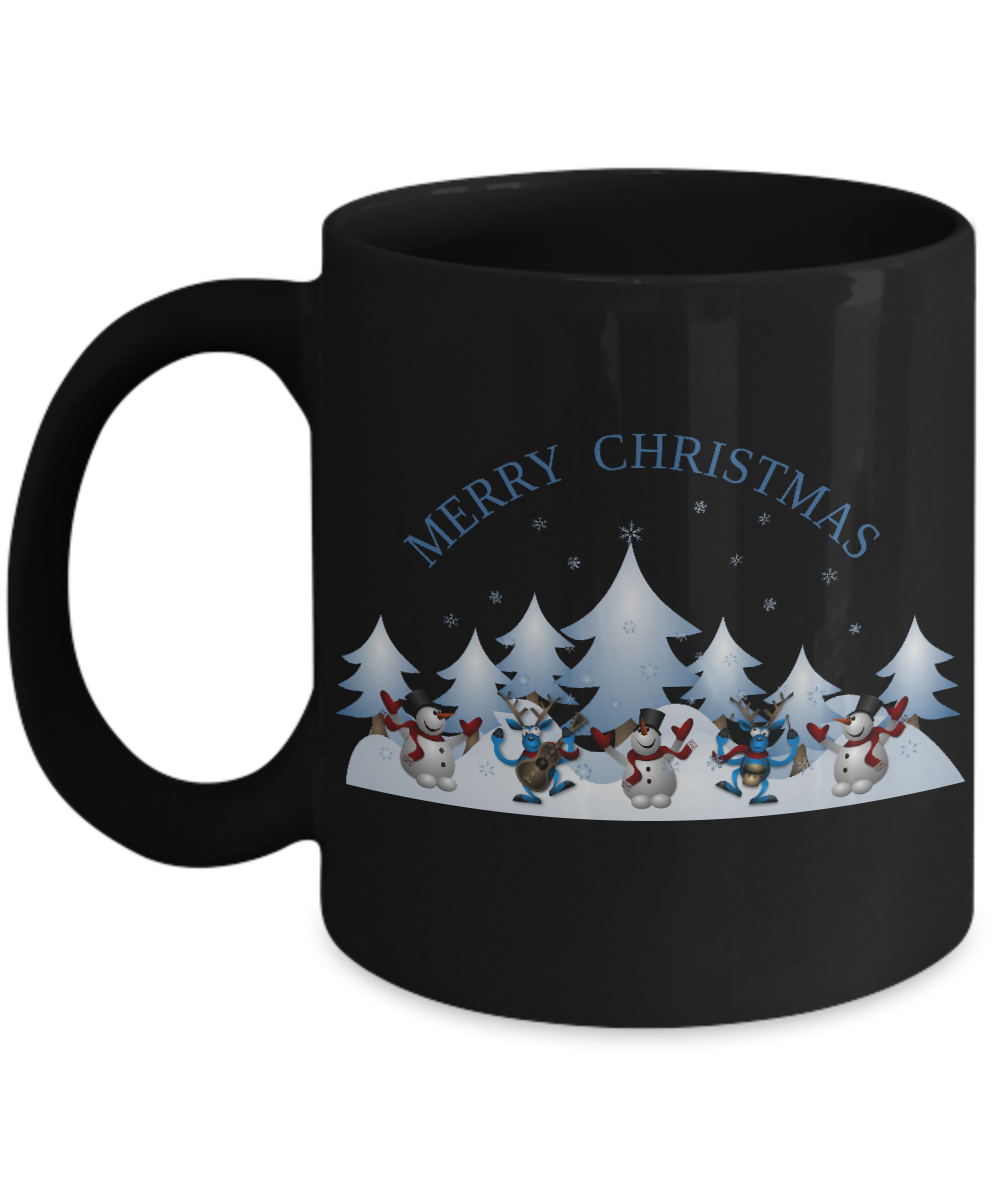Merry Christmas - Mug - Cool Gifts And Things