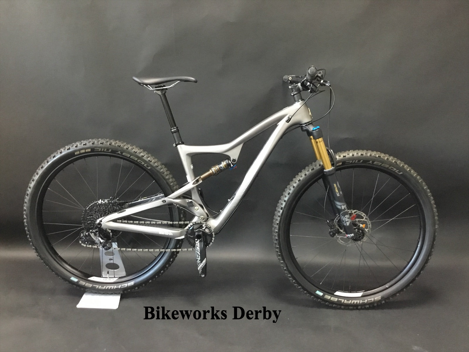 IBIS Ripley LS V3.0 Full Suspension Carbon MTB 2018 As New! Save £2k