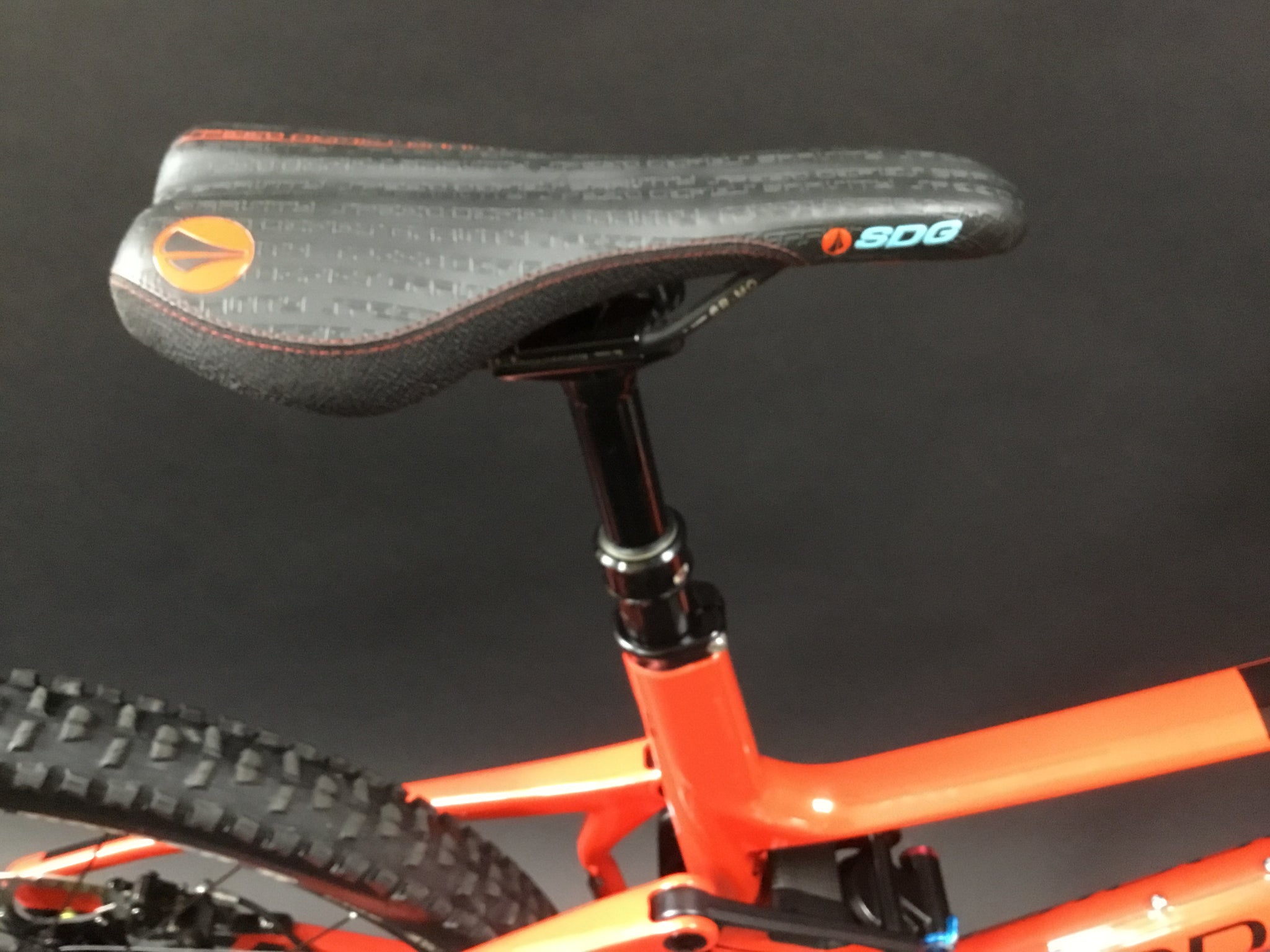 REDUCED by £500 Mondraker Foxy RR Carbon MTB 2018 - Large