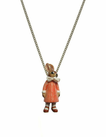 AND MARY Fashion Jewellery Bunny Girl Pendant