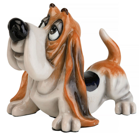 Arora Design Little Paws Bridget the Bassett Hound