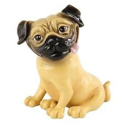 Arora Designs Little Paws Podge The Pug
