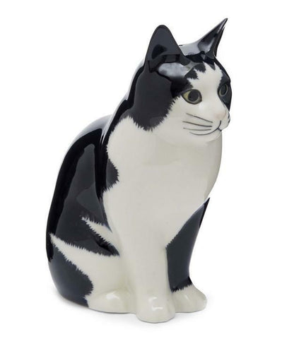 Quail Ceramics: Money Box: Cat - Barney