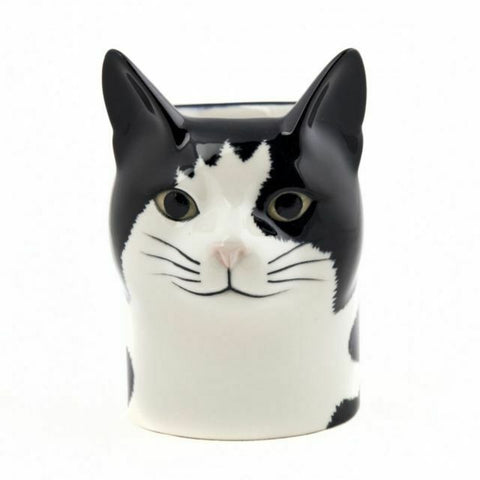 Quail Ceramics: Pencil Pot: Cat: Barney