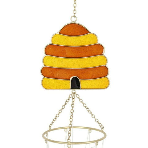 Garden Windchime: Bee Hive