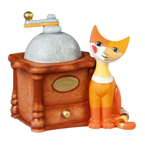 Rosina Wachtmeister: Money Box: Cat Odoro Di Cafe
