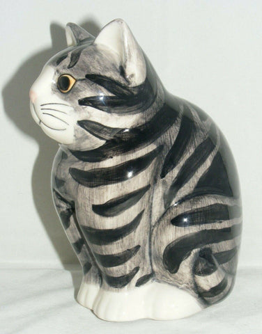Quail Ceramics: Money Box: Cat - Connie