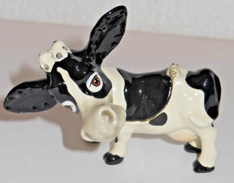 "Arora Design – ""Cow Trinket Box"""
