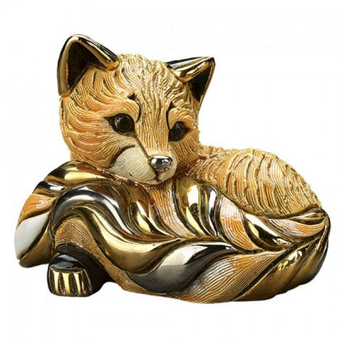 DE ROSA RINCONADA - FIGURINE - RED FOX