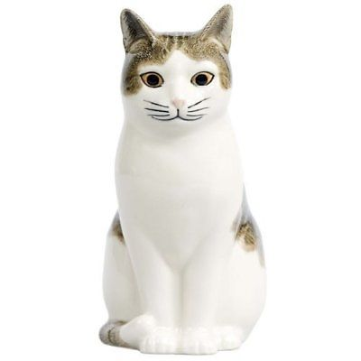 Quail Ceramics: Money Box: Cat - Edith