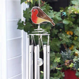 Garden Bird: Windchime: English Robin