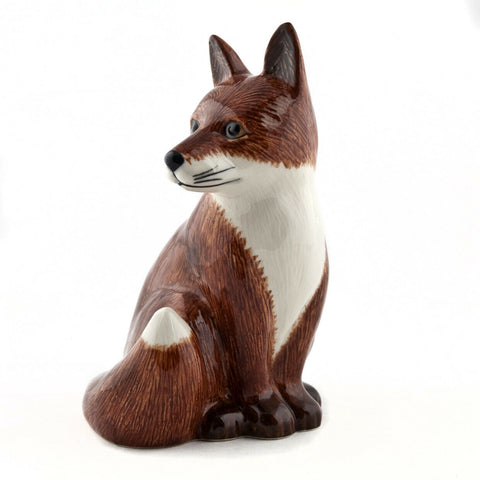 Quail Ceramics: Money Box: Fox