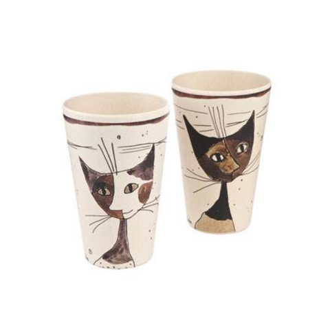 Rosina Wachtmeister Cats - Cup Set - Rachele