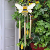 Garden Windchime: Honey Bee